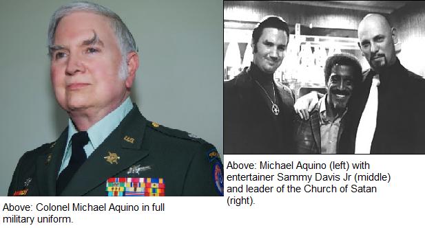 Michael Aquino