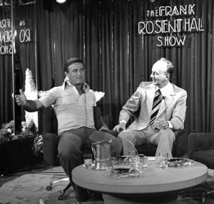 frank rosenthal show with robert conrad at the stardust hotel 8/22/77