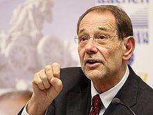 Former NATO secretary General and Knight of the Golden Fleece, Javier Solana