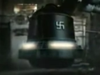 Artists conception of the Nazi Bell