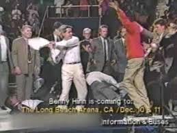 Benny Hinn Spiritual Warfare Foundation. The Only Spiritual Warfare I Have Ever Seen that Works